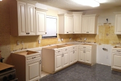cascading kitchen cabinets