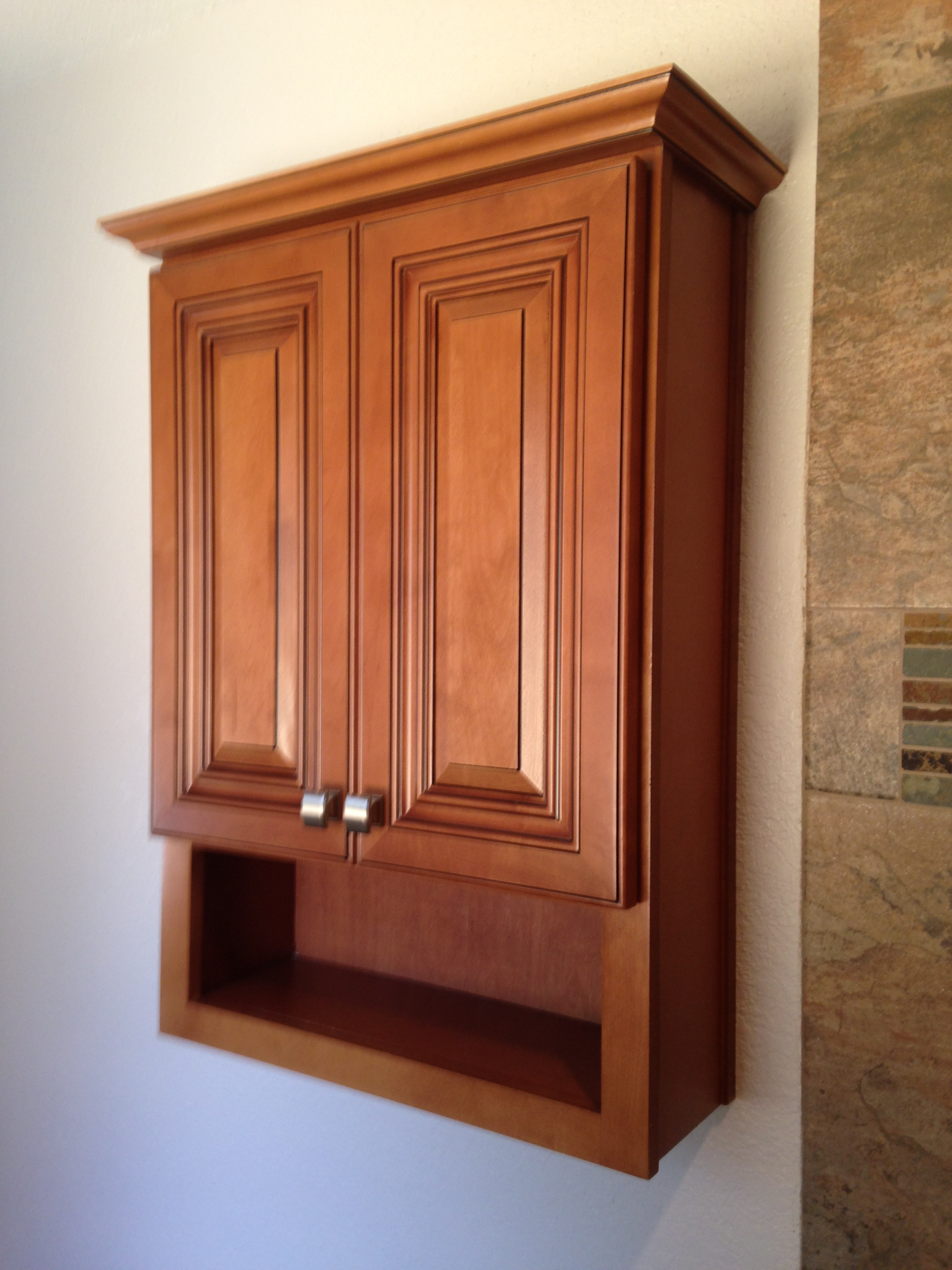 Over The John Cabinet