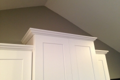 cascading cabinets